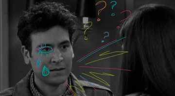 None - Ted Mosby. (Foto: How I Met Your Mother / Reprodução)