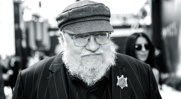 None - George R. R. Martin (Foto: Rich Polk/Getty Images)