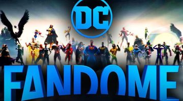 None - Arte promocional do DC FanDome