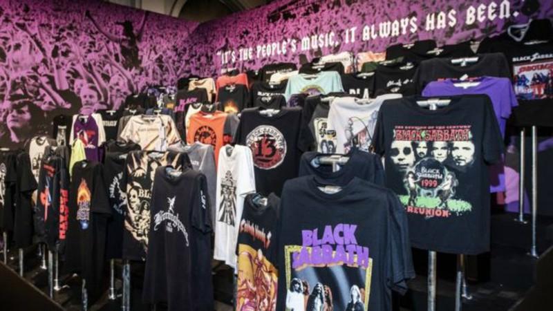 Maior fã de Black Sabbath terá sala recriada em exposição sobre os 50 anos da banda