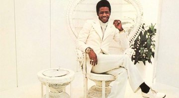 "None - Al Green posa para a capa de 'I'm Still in Love with You"" (Foto: Reprodução)"