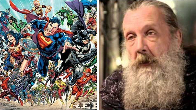 Criador de Watchmen, Alan Moore escreveu saga incrível com heróis da DC com Batman desaparecido e mais; conheça