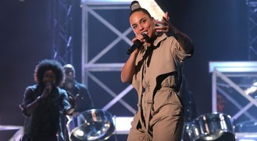 None - Alicia Keys (Foto: ASSOCIATED PRESS)