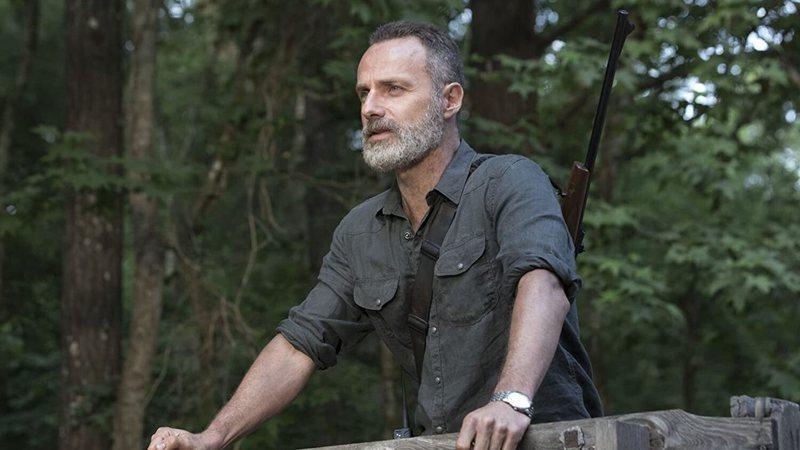 Conheça o o destino de Rick Grimes, em The Walking Dead