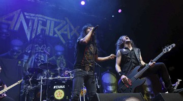 None - Anthrax (Foto: Katie Darby / Invision / AP)