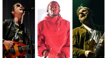 None - Arctic Monkeys, Kendrick Lamar e Kings of Leon são atracões do Lollapalooza 2019 (Foto: Montagem / AP Photos)