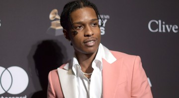 None - A$AP Rocky (Foto: Richard Shotwell/Invision/AP)