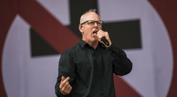 None - Greg Graffin, vocalista do Bad Religion (Foto:Nicolas Armer/picture-alliance/dpa/AP Images)