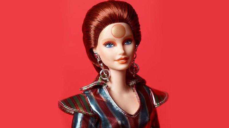 David Bowie inspira edição especial da Barbie; veja