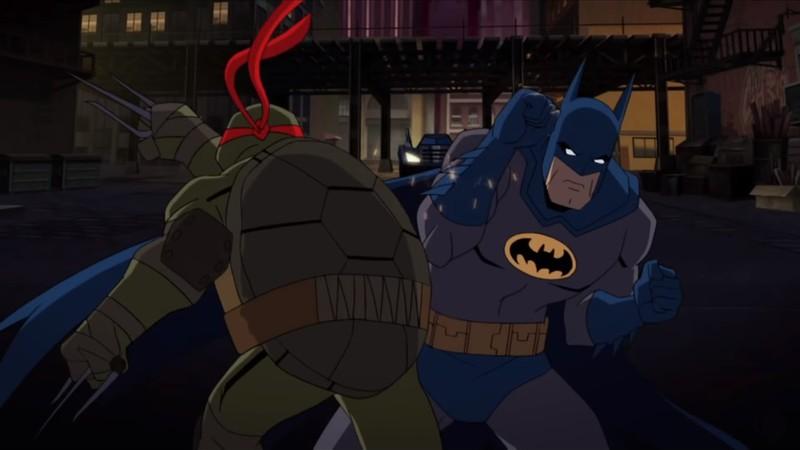 Rolling Stone Batman Vs Tartarugas Ninja Ganha Trailer Com