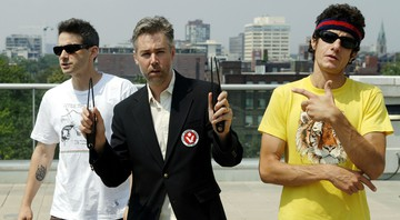 None - Beastie Boys (Foto: AP PHOTO/CP/Aaron Harris)