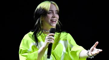 None - Billie Eilish (Foto: Frazer Harrison/Getty Images for Spotify)