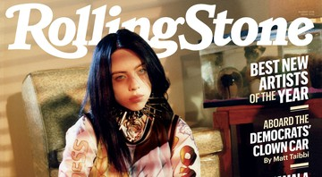 None - Billie Eilish (Fotos: Petra Collins para a Rolling Stone EUA)
