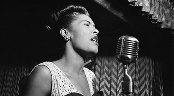 None - Billie Holiday (Foto: William P. Gottlieb / Wikimedia Commons)