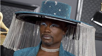 None - Billy Porter no Grammy 2020 (Foto: Jordan Strauss / Invision / AP)