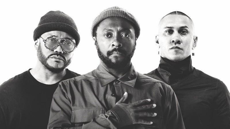 Resultado de imagem para Black Eyed Peas rock in rio