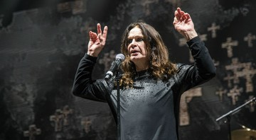 None - Ozzy Osbourne  (Foto: Amy Harris/AP)