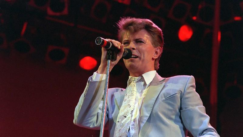 David Bowie não conhecia o medo, relembra Iman