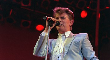None - David Bowie (Foto: AP)