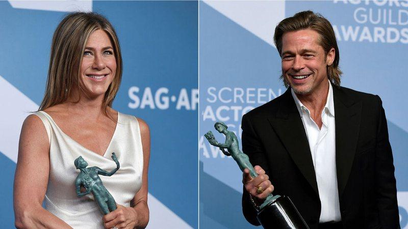 Detalhes do casamento de Brad Pitt e Jennifer Aniston em 2000 são revelados: choro, celebridades e música do Blur