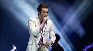 None - Brandon Flowers (Foto:Amy Harris/Invision/AP)
