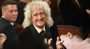 None - Brian May (Foto:Chris Pizzello/Invision/AP)