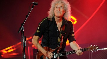None - Brian May (Foto: Chris Pizzello / AP)