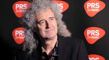 None - Brian May (Foto: Ben Pruchnie / Getty Images)