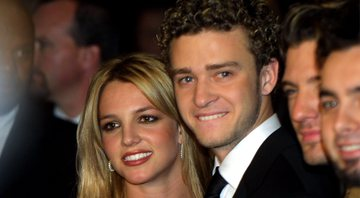 None - Britney Spears e Justin Timberlake (Foto: J. Emilio Flores/Getty Images)