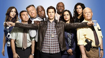 None - Elenco de Brooklyn Nine-Nine (Foto: Divulgação / Fox)