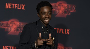 None - Caleb McLaughlin (Foto: Jordan Strauss/Invision/AP)