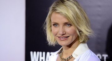 None - Cameron Diaz (Foto: Stephen Lovekin / Getty Images)