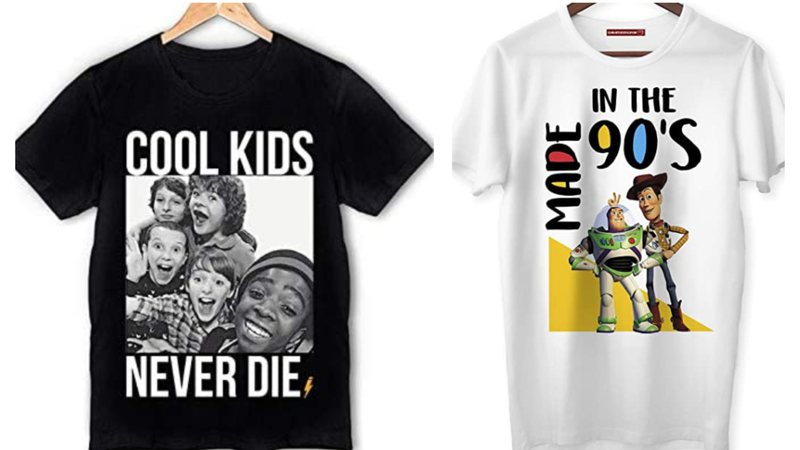 Camisetas Geek: 10 modelos que unem diversão e estilo