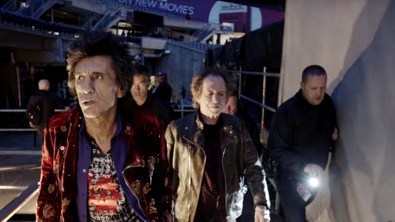 Rolling Stones mostram bastidores da volta aos palcos com versão ao vivo de Paint It, Black; assista