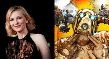 None - Cate Blanchett / Borderlands 2 (foto: Getty Images, Vittorio Zunino Celotto / 2K Games)