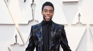 None - Chadwick Boseman (Foto: Getty Images/ Frazer Harrison)