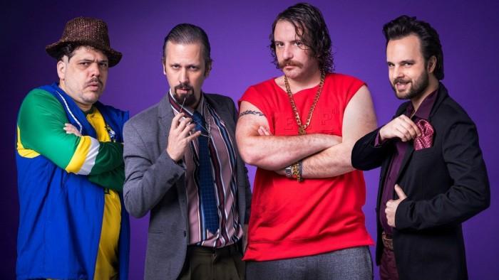 Rolling Stone · Como Choque de Cultura se tornou o maior nome do humor do Brasil e queridinho da TV Globo [ANÁLISE]
