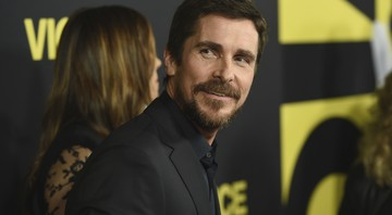 None - Christian Bale na estreia de Vice (Foto:Chris Pizzello/Invision/AP)