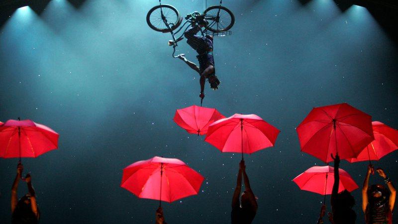 CORONA VÍRUS DESTRÓI. Cirque Du Soleil pode decretar falência por crise, dívida e cancelamento de shows causados pela pandemia