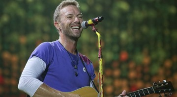 None - Chris Martin, vocalista do Coldplay (Foto: Brent N. Clarke/Invision/AP)