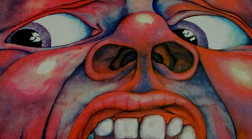 None - Capa do disco In the Court of the Crimson King (Foto:Reprodução)