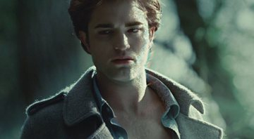 None - Robert Pattinson como Edward Cullen (Foto: Reprodução/Summit Entertainment)