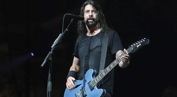 None - Dave Grohl (Foto: Greg Allen/AP)