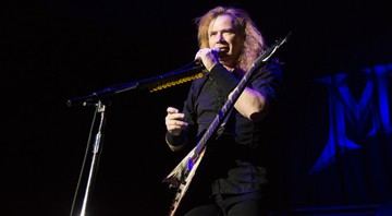 None - Dave Mustaine (Foto: Amy Harris / Invision / AP)