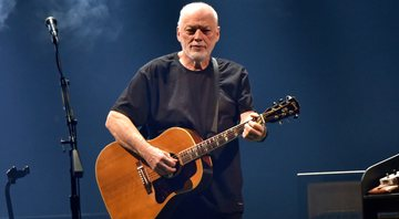 None - David Gilmour em 2016 (Foto: Rob Grabowski / Invision / AP)