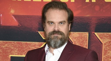 None - David Harbour (Foto: Evan Agostini / Invision / AP)