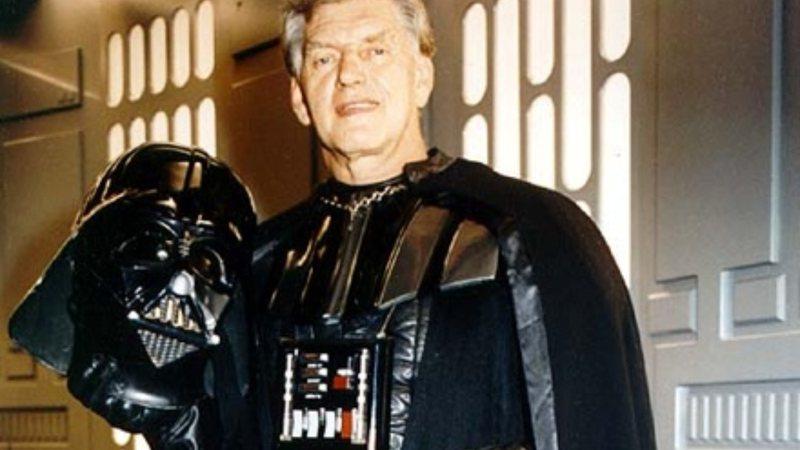 Darth Vader morreu em por causa de Covid 19?