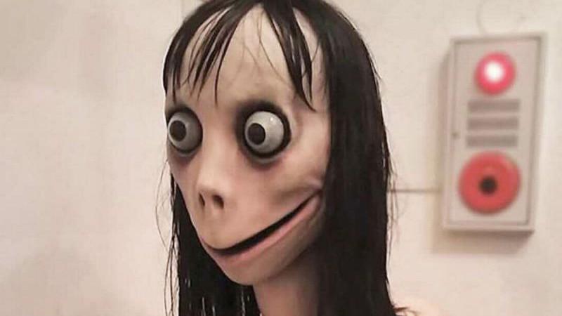 Aterrorizante desafio da Momo vai virar filme de terror
