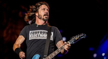 None - Dave Grohl do Foo Fighters (Foto: Renan Olivetti/ I Hate Flash)