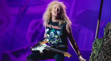 None - Iron Maiden no Rock In Rio 2019 (Foto: Diego Padilha / I Hate Flash)
